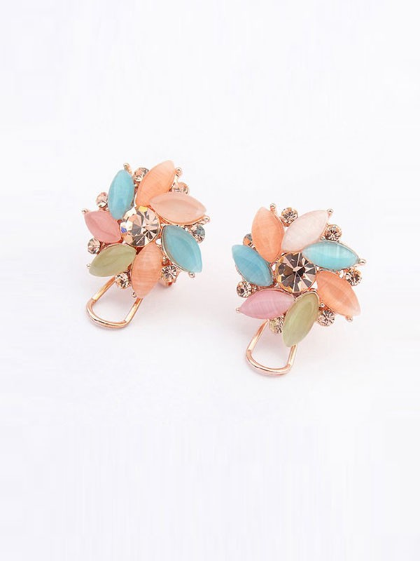 Oeste De moda Boutique Collision Color Ear Clip